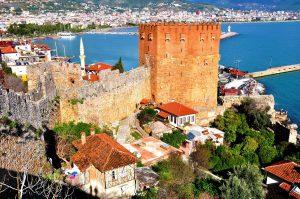 Überwintern an der Türkischen Riviera
