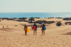 Überwintern auf Gran Canaria