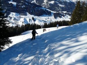 Skiurlaub im Chiemgau
