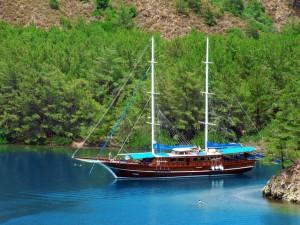 Überwintern in der Türkei