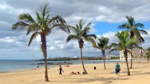 Überwintern auf Lanzarote