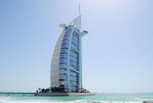 Überwintern in den Vereinigten Arabischen Emiraten