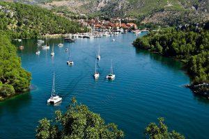 Überwintern in Kroatien