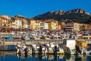 Überwintern in Südfrankreich
