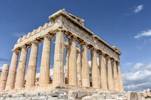 Überwintern in Athen