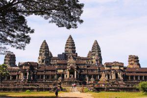 Überwintern in Kambodscha