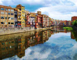 Überwintern in Girona