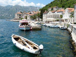 Überwintern in Montenegro