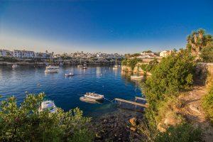 Überwintern auf Menorca