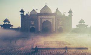 Überwintern in Indien