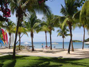 Überwintern auf Antigua