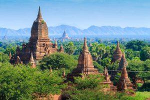 Überwintern in Myanmar