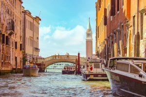 Überwintern in Venetien