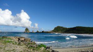 Überwintern auf Guadeloupe
