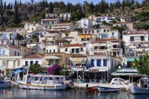 Überwintern auf Paros