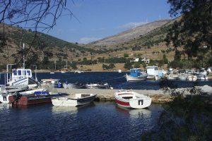 Überwintern auf Euböa (Evia)