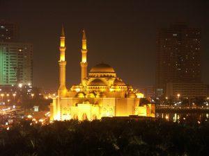 Überwintern in Sharjah (Schardscha)
