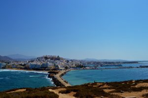Überwintern auf Naxos