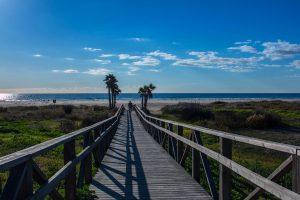 Überwintern an der Costa de la Luz