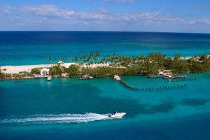 Überwintern auf den Bahamas