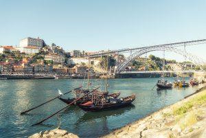Überwintern Costa Verde, Porto