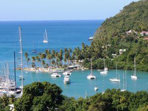 Überwintern auf Santa Lucia