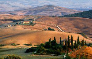 Überwintern in der Toskana