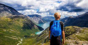 Überwintern in Norwegen