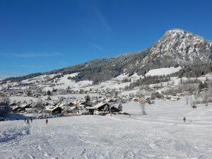 Skiurlaub im Allgäu