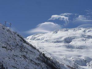 Skiurlaub im Saastal